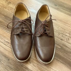 NWOT Old Navy Men's Faux Leather Dress Shoes